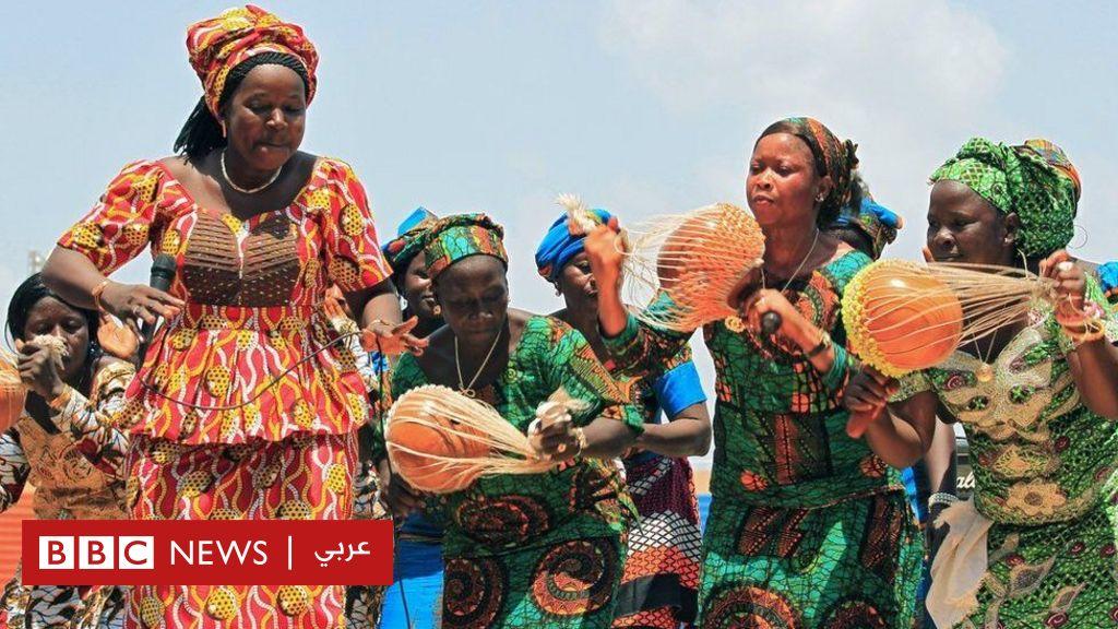 صور من أفريقيا - BBC Arabic