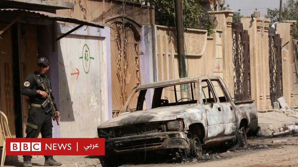 القوات العراقية تستعيد أكثر من ثلث غربي مدينة الموصل - BBC Arabic