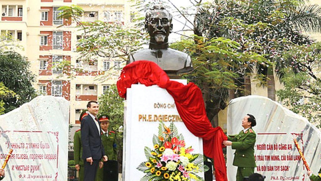 Ông Dzerzhinsky được dựng tượng ở VN là ai? - BBC Tiếng Việt
