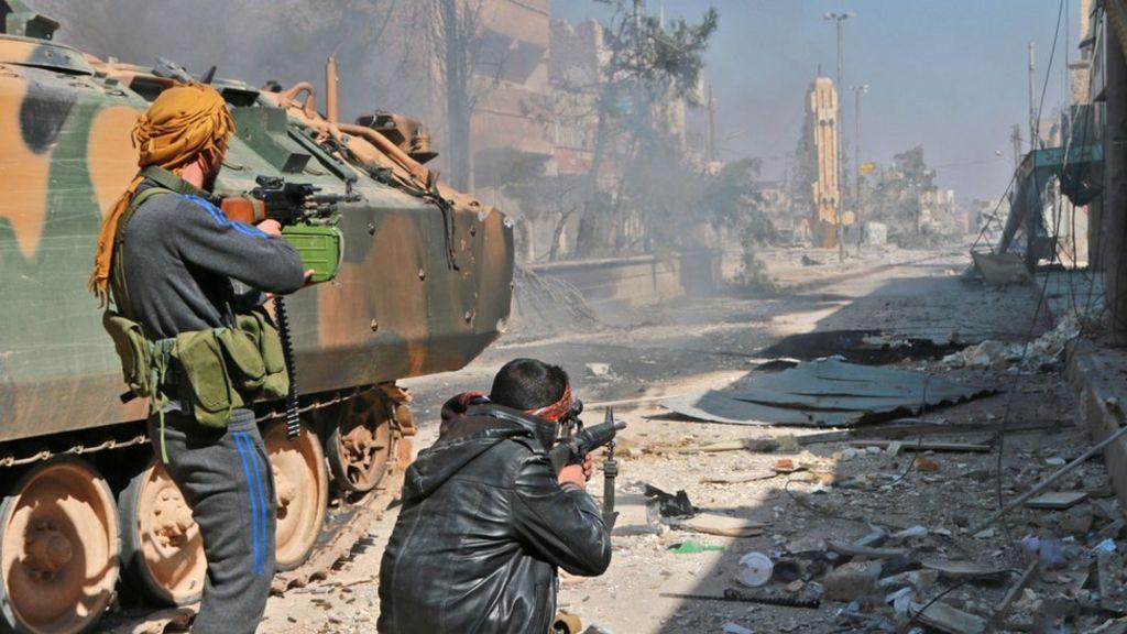 Syria: