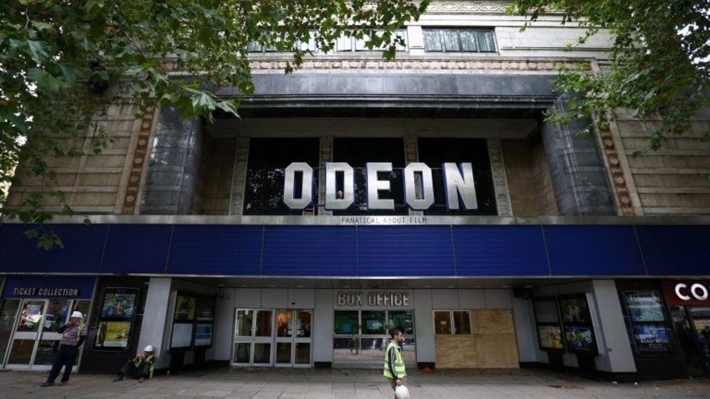 Odeon & UCI cinemas sold to China-owned firm
