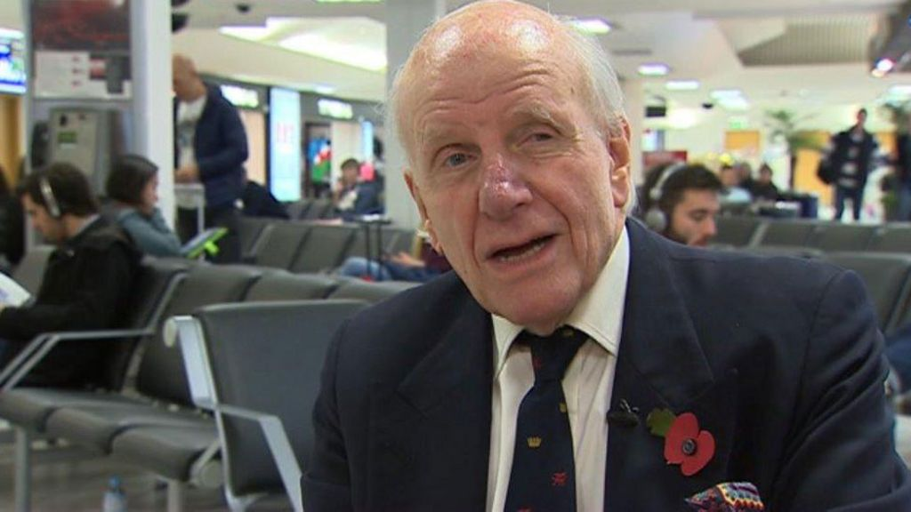Boss 'could not believe' state of Cardiff Airport in 2013 - BBC News