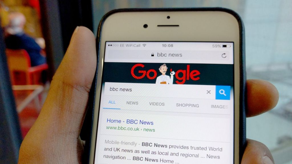 Google 'paid Apple $1bn in 2014 to keep search on iPhone' - BBC News