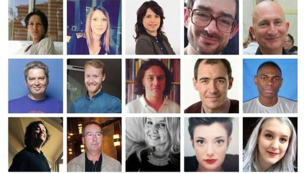 Paris attacks: Who were the victims? - BBC News