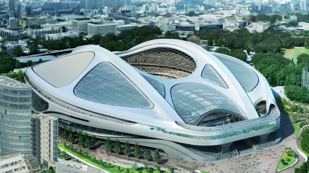 Japan scraps 2020 Olympic stadium design - BBC News