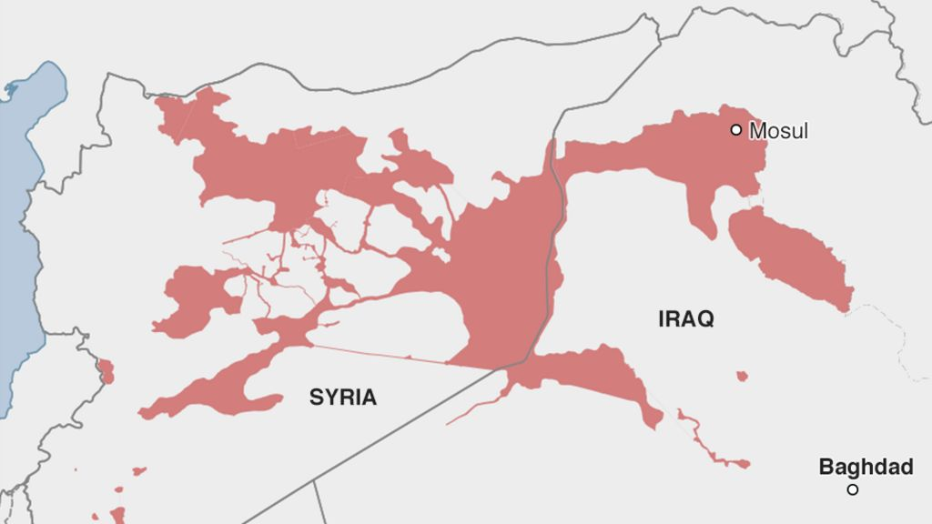 LyrArc Gist of Islamic State and the crisis in Iraq and Syria in ...