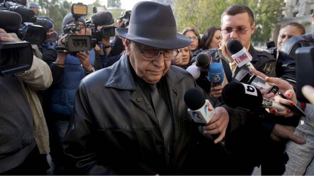 Romanian labour camp chief Ficior jailed for Periprava ...