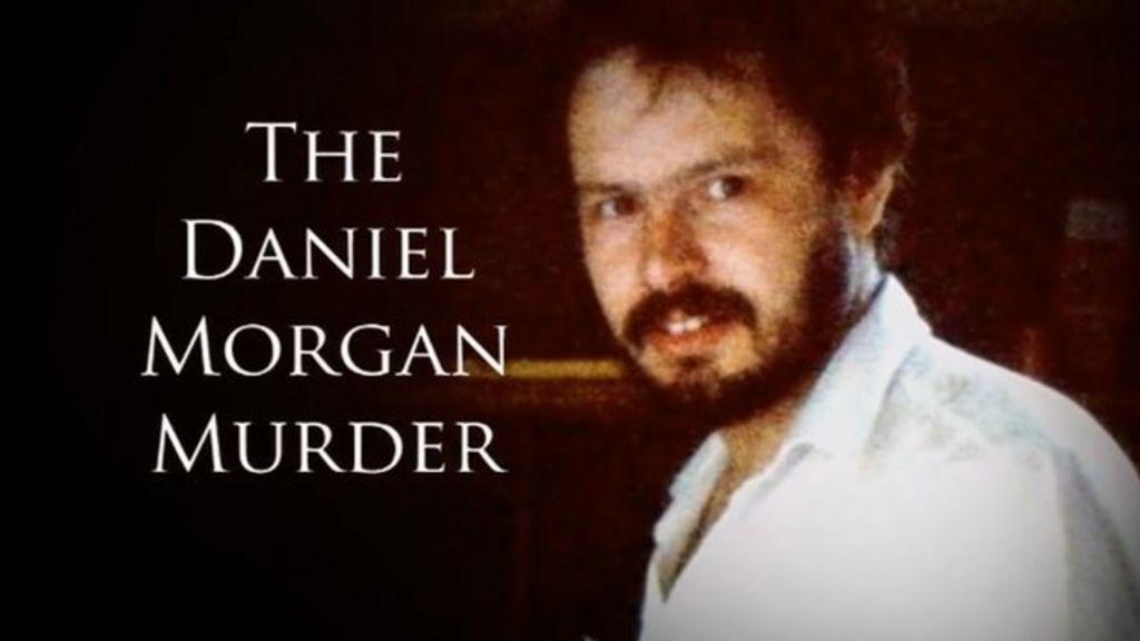 Podcast tells unsolved Daniel Morgan axe murder story