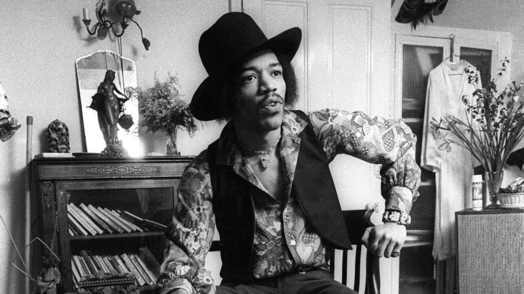 Jimi Hendrix House Retuned For Future Bbc News