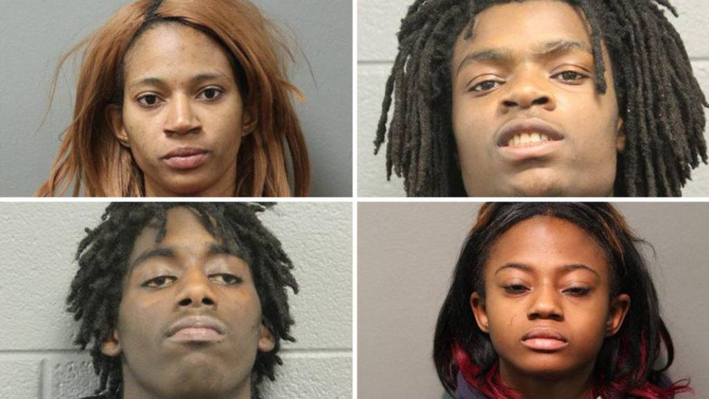 Facebook Live attack: Four Chicago accused denied bail