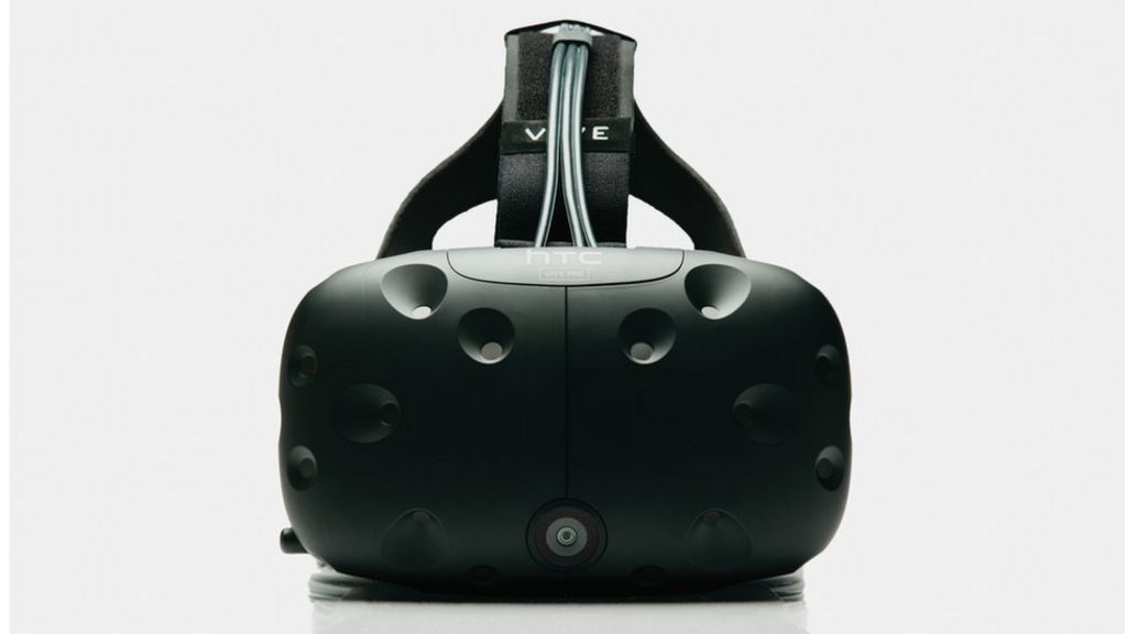 CES 2016: HTC Vive virtual reality headset gets upgraded - BBC ...