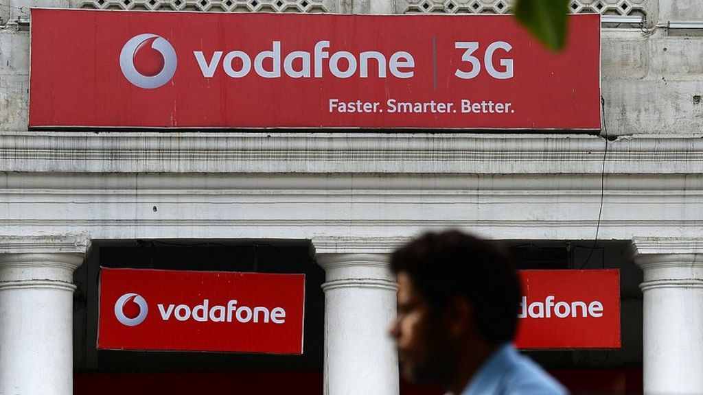 Vodafone's Indian unit and Idea Cellular announce merger