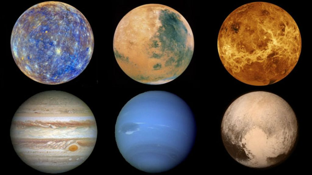 what planets are made of - photo #8