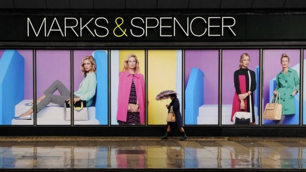 financial analysis of marks and spencer