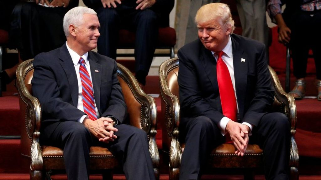 US election 2016: Mike Pence says evidence will back Trump ...