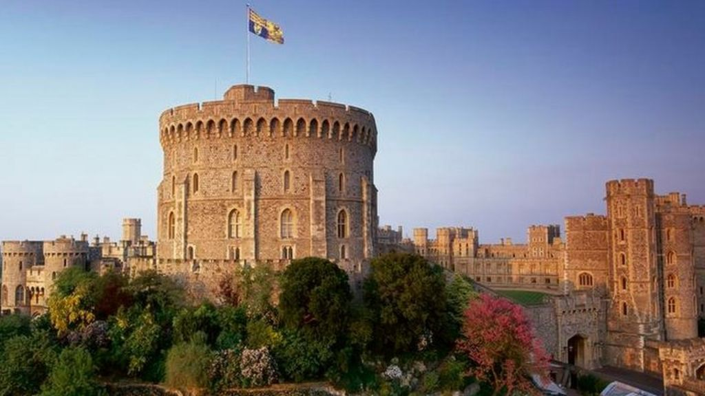 Queen's Castle In England