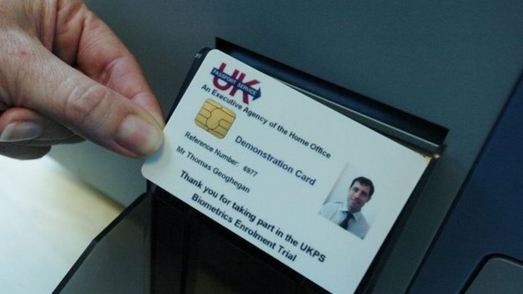 how to get an id card uk