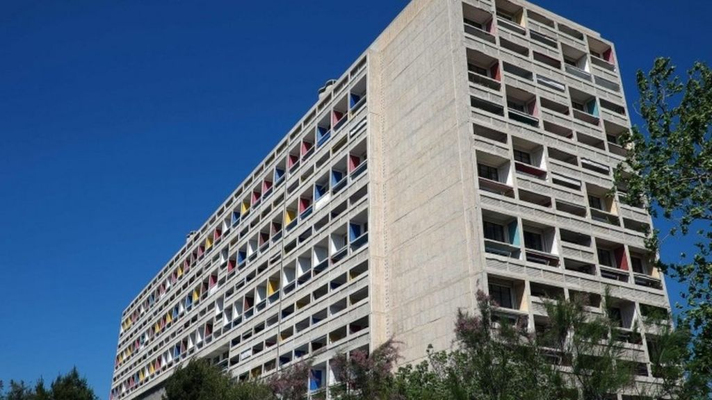 Le Corbusier works named as UN world heritage sites