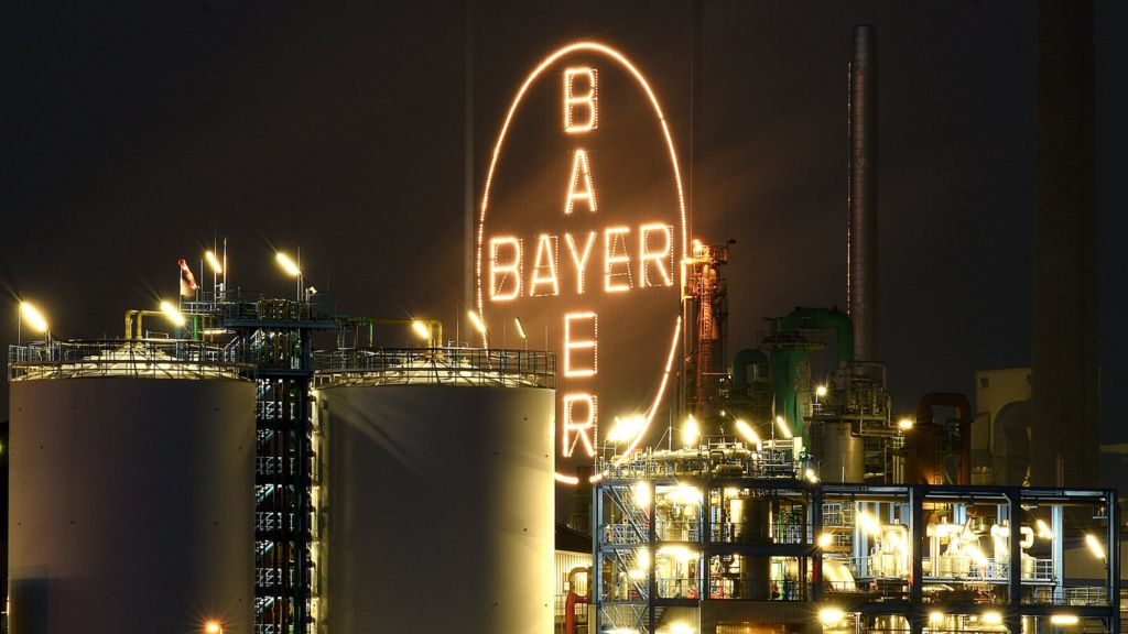 Bayer in advanced talks with Monsanto after higher offer - BBC News