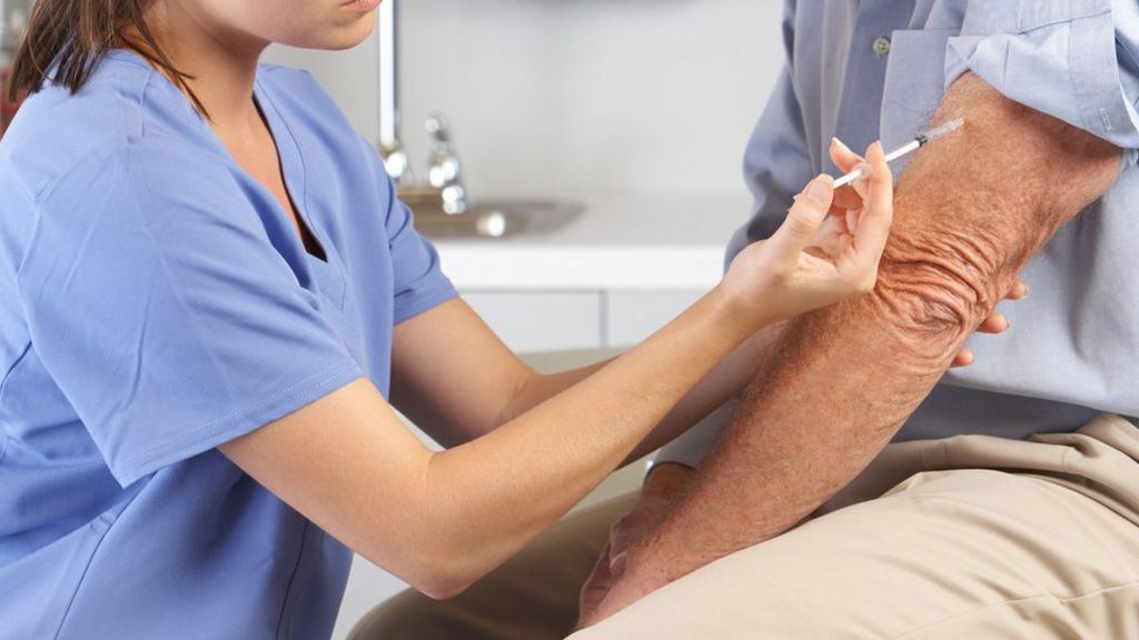 Flu jab urged as number of hospital cases rise in Wales