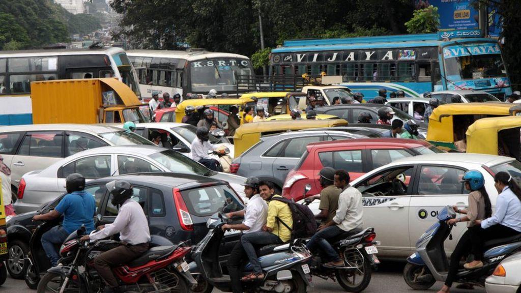 Essay on bangalore traffic jam