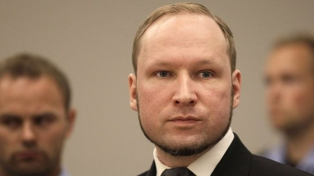 Anders Breivik accepted at Norway's University of Oslo - BBC News