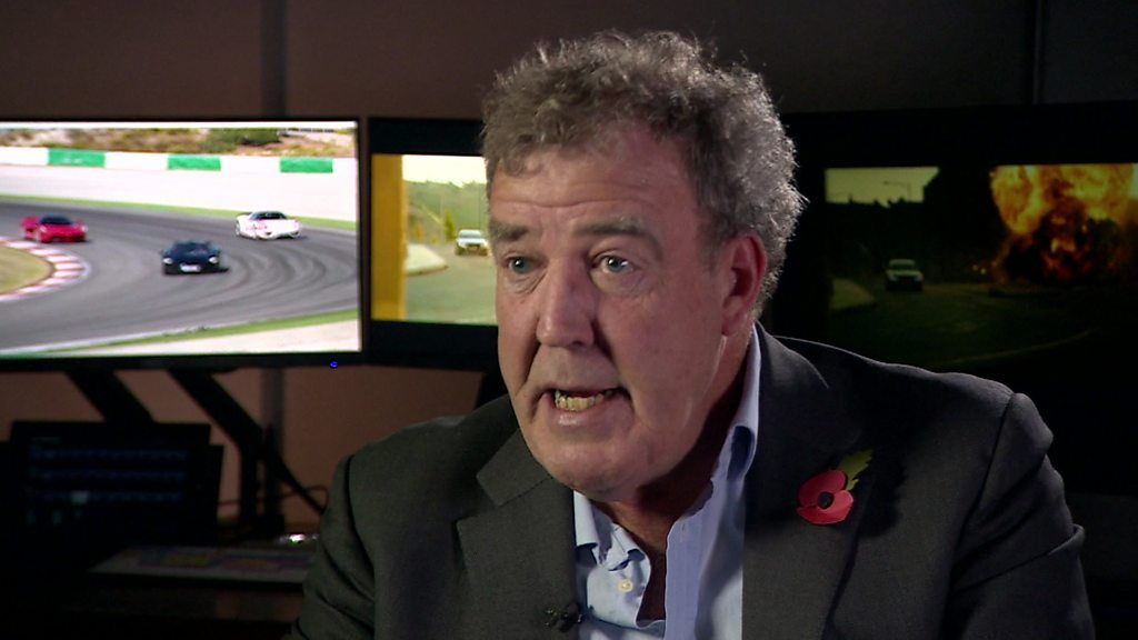 jeremy clarkson top gear problems got 39 bigger and bigger 39 bbc news. Black Bedroom Furniture Sets. Home Design Ideas