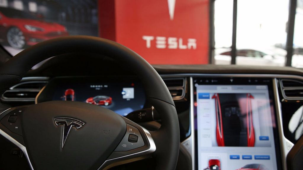 Bbc News Update: Tesla Autopilot Update Seeks Better Safety