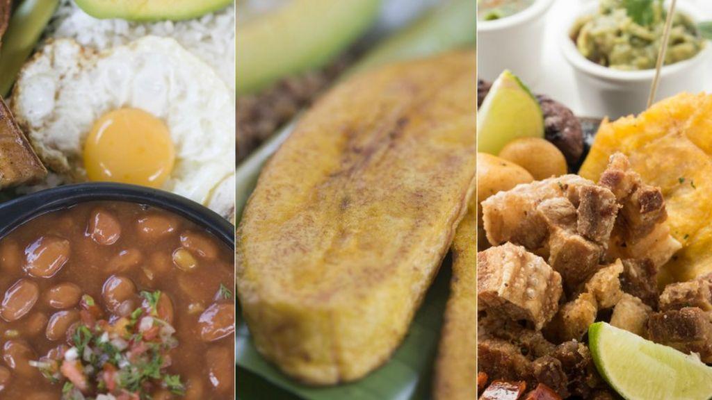 7 Grandes Platos De Colombia M S All De La Bandeja Paisa