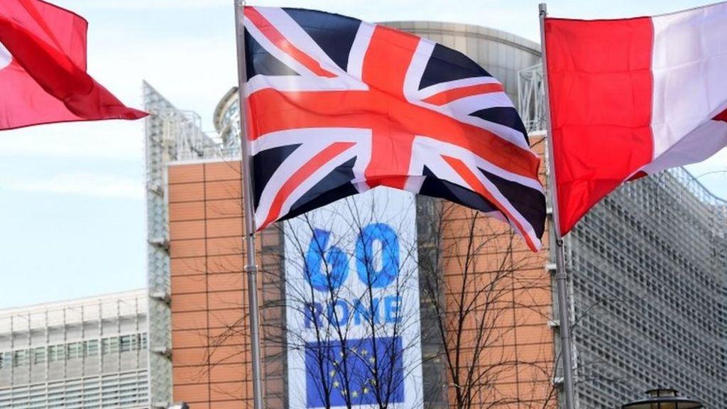 bbc.co.uk - EU 'not in hostile mood' as Brexit talks beckon, says Juncker - BBC News