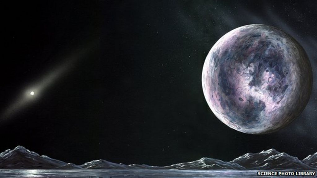 Pluto and Charon Ice Worlds on the Ragged Edge of the