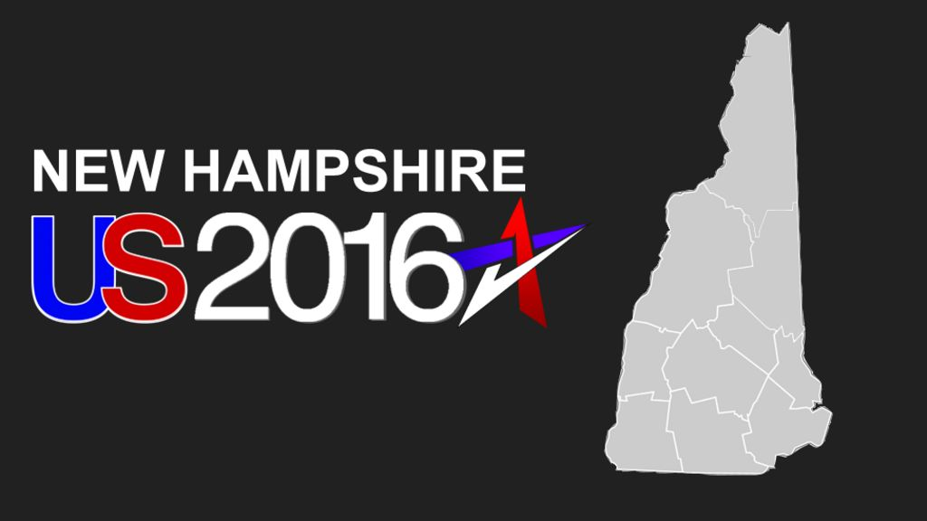 US election: New Hampshire primary results - BBC News