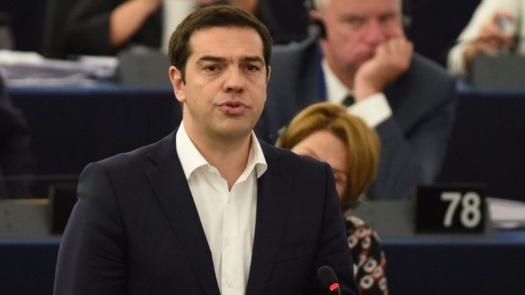 politics audio greece alexis tsipras podcast