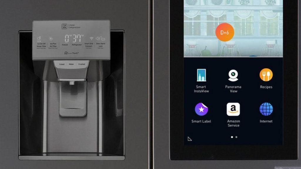 CES 2017: LG fridge is powered by Amazon's Alexa
