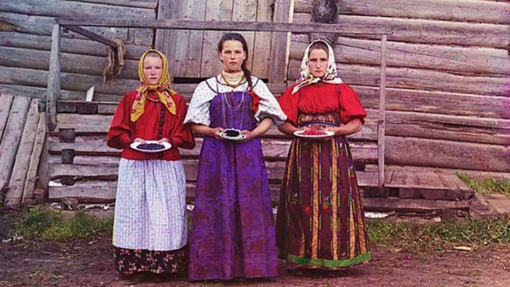 Photographing the Russian Empire in colour