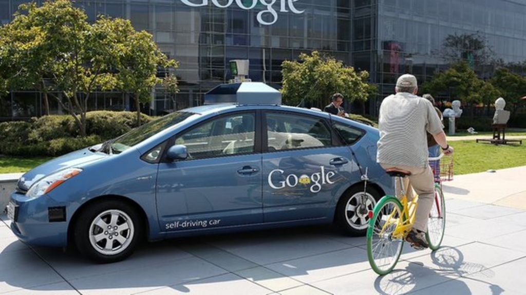 Google's self-drive cars had to be stopped from crashing - BBC News
