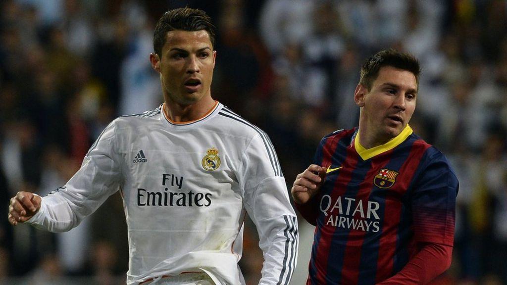 Spain's La Liga 'must plan for Messi and Ronaldo exit' - BBC News