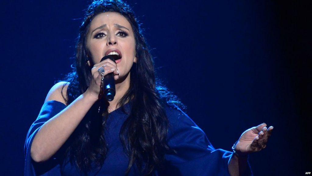 Eurovision Song Contest Ukraine S Jamala Wins Competition