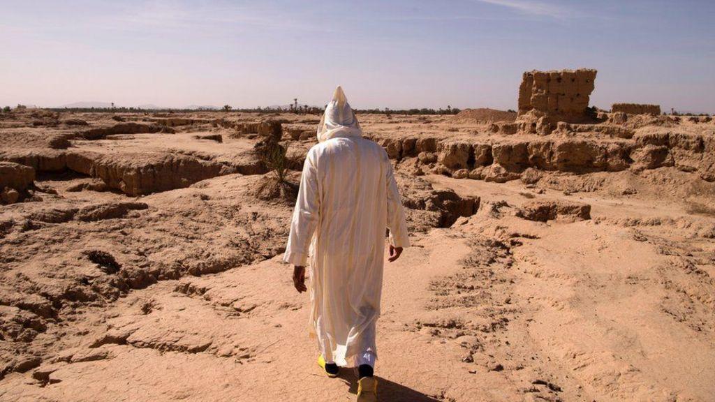 المنظمة العالمية للأرصاد الجوية: خمس سنوات هي الأعلى سخونة على الأرض بدءا من 2011 - BBC Arabic