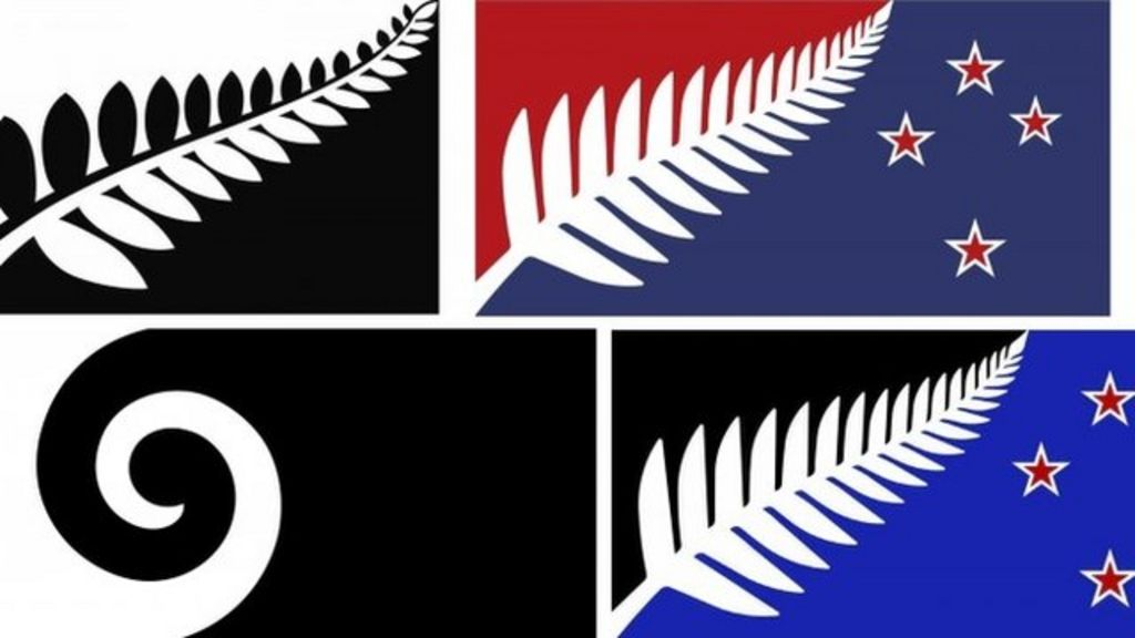 New Zealand Flag Twitter: New Zealand Flag: Four Finalists Are Revealed