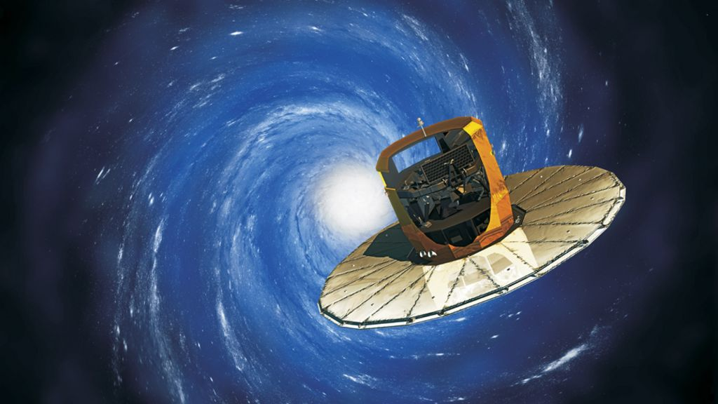 Gaia telescope helped to find traces of the ancient mergers of the Milky Way 19