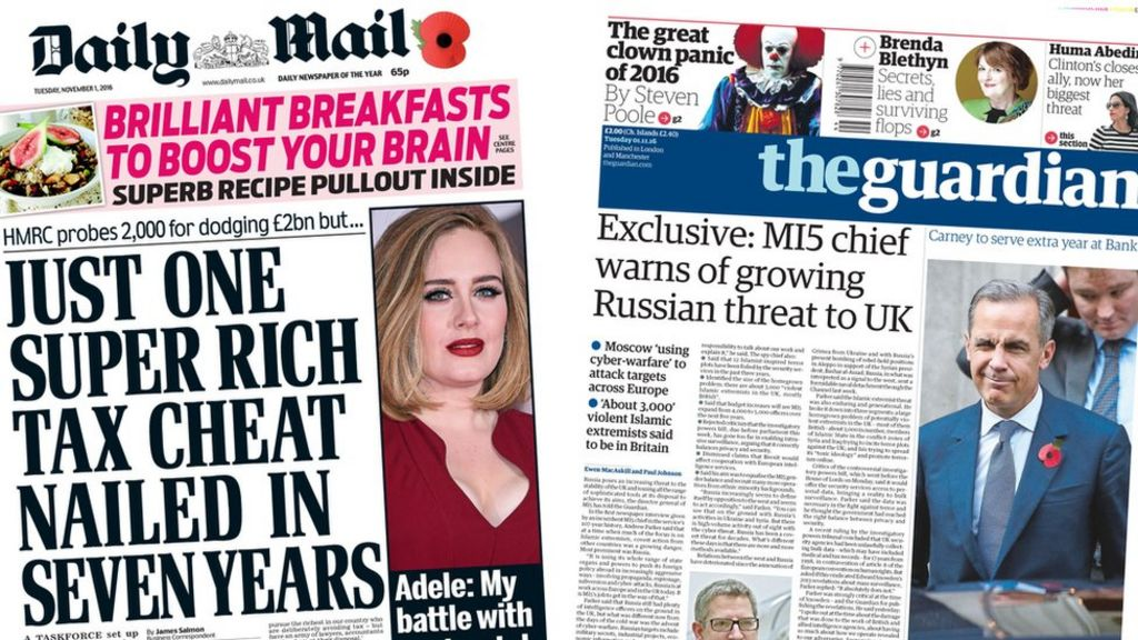 newsody com : Newspaper review: Poppy rows, Adele and Orgreave