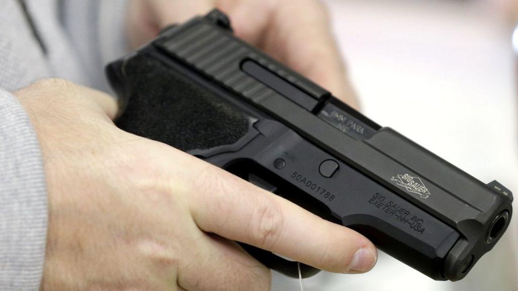 Barack Obama takes action over US gun laws - BBC News