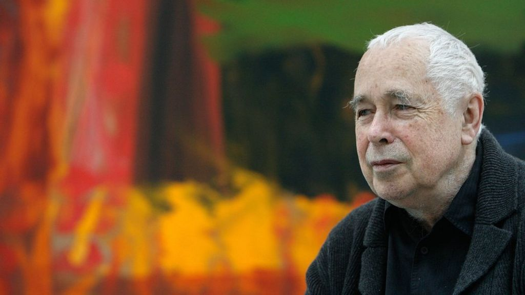 Sir howard hodgkin british abstract artist dies at 84 for Howard hodgkin