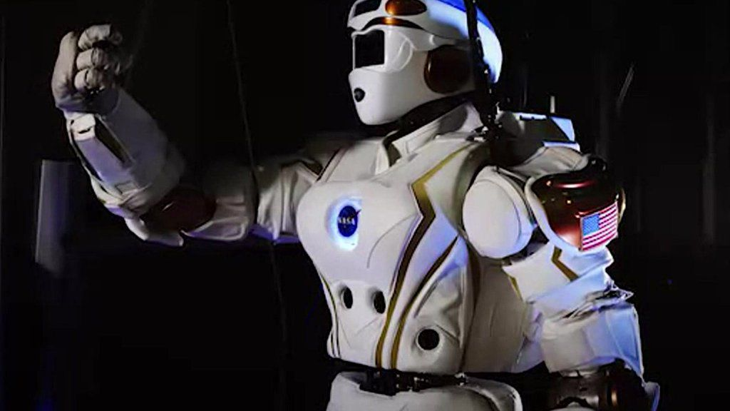 Nasa's dancing robot destined for Mars and other news ...