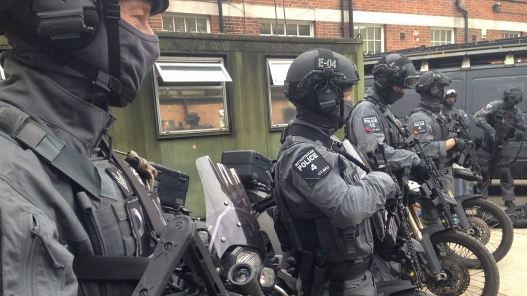 arm the police It's worth noting that london armed more police officers in the aftermath of november's paris attacks—but 92% of the city's 31,000 officers still won't carry guns.