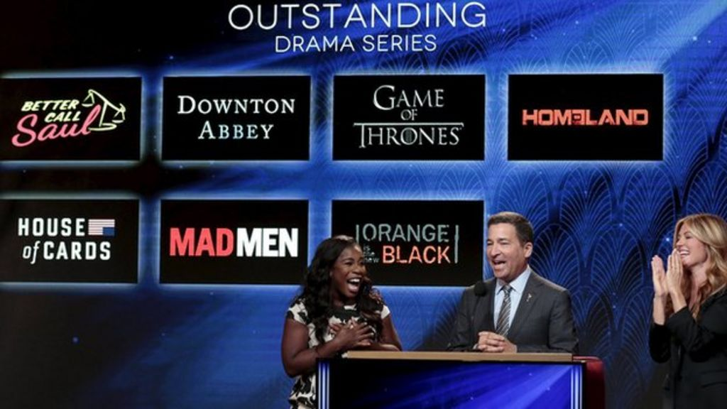 Emmys 2015: Main nominations - BBC News