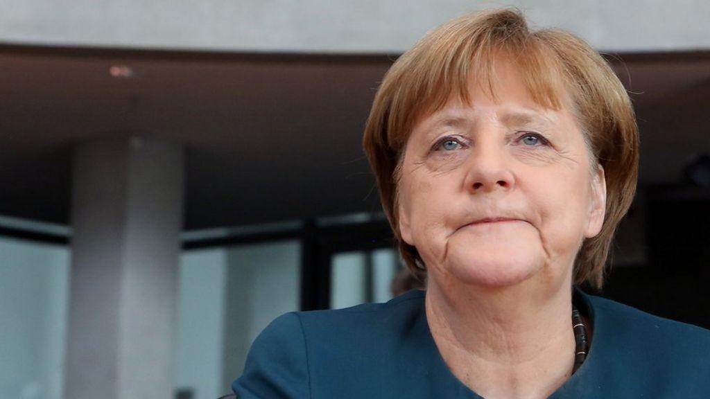 Merkel tells Turkey
