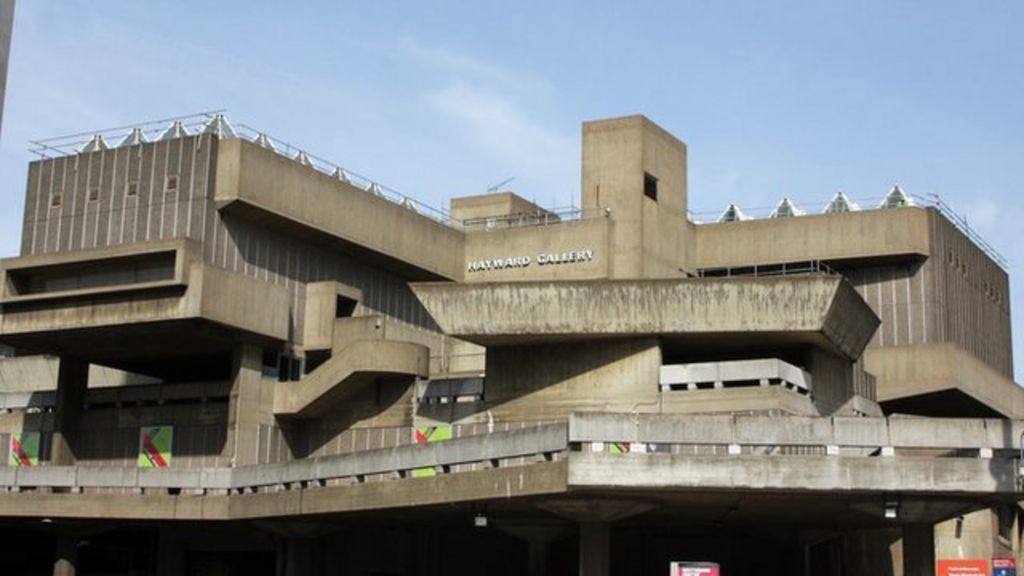 The Tour That Gives Access To All Areas Of A Brutalist