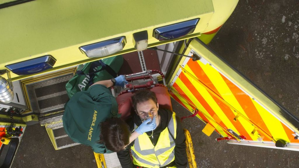 Ambulances 'not getting to life-or-death calls in time' - BBC News